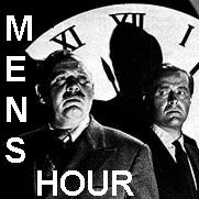 The Men's Hour logo